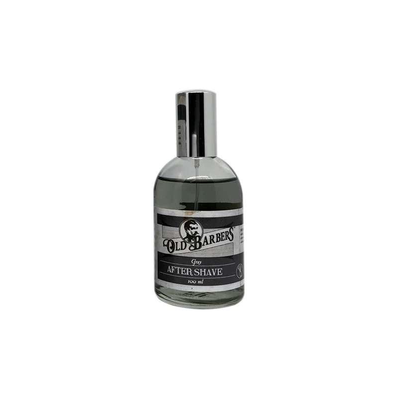 OLD BARBERS AFTER SHAVE Spray Lozione Dopobarba Professionale Idrata e Tonifica il Viso 120ml
