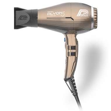 PARLUX ALYON Bronzo Phon Asciugacapelli Professionale 2250 Watt 2 Beccucci