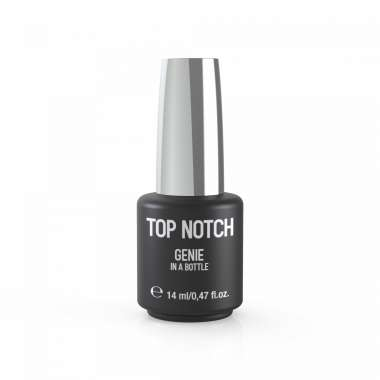 TOP NOTCH by Mesauda GENIE IN A BOTTLE MIKY WHITE Gel Costruttore Unghie