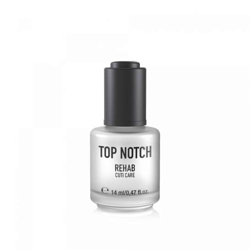 TOP NOTCH by Mesauda REHAB CUTI CARE Gel Ammorbidente per Cuticole