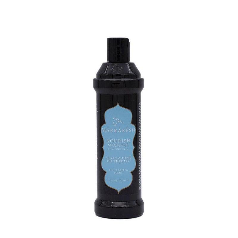 MARRAKESH Fine Hair Nourish Shampoo 355ml e 739ml