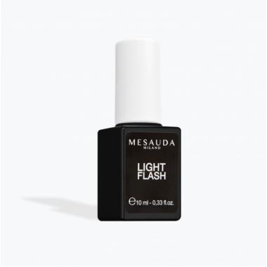 MESAUDA MILANO LIGHT FLASH Top Coat Effetto Vetro