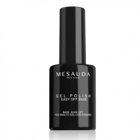 MESAUDA MILANO Gel Polish Easy Off Base Protezione per Smalto Semipermanente 14 ml