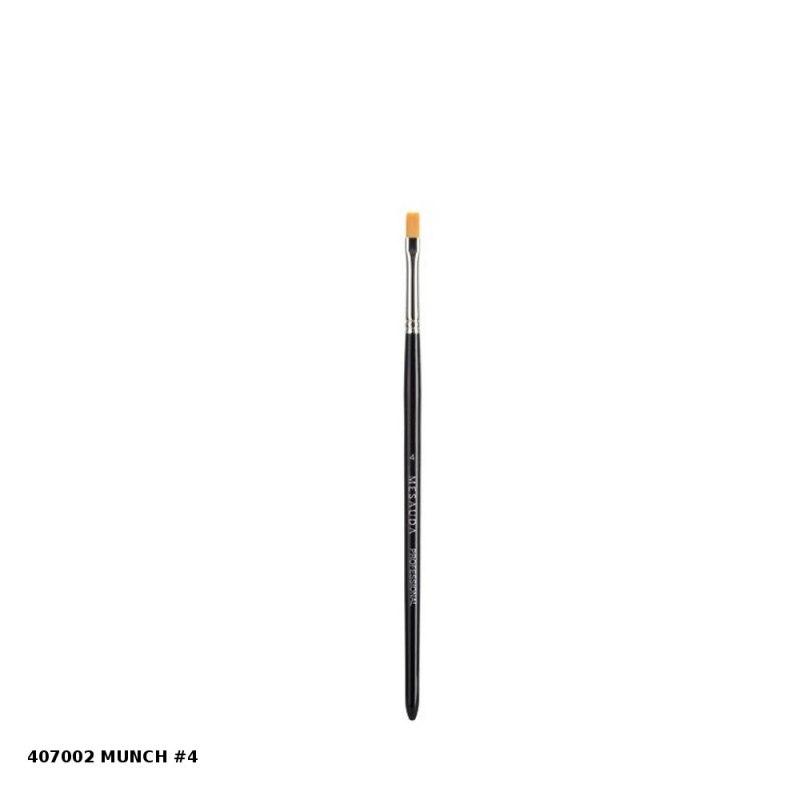 MESAUDA MILANO Pennello GEL Professionale per Acrilico Nail Art