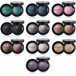 MESAUDA MILANO LUXURY EYESHADOW Ombretto Cotto Wet&Dry