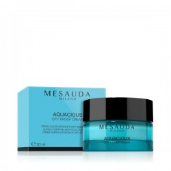 MESAUDA MILANO CITY PROOF CREAM Crema Super Idratante Anti-Inquinamento per Viso