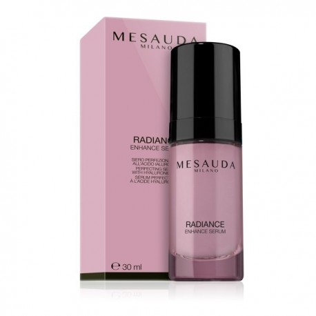 MESAUDA MILANO RADIANCE ENHANCE SERUM Siero Perfezionatore all' Acido Ialuronico