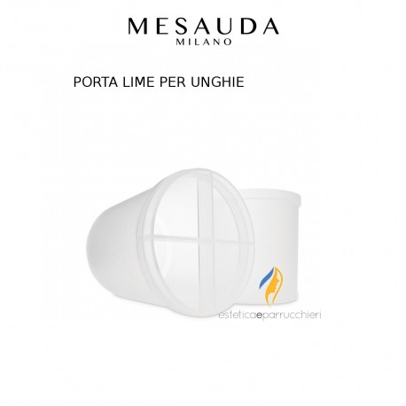 MESAUDA MILANO BICCHIERE PORTA LIME NAIL ART