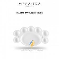 MESAUDA MILANO Palette Professionale Tavolozza Colori Smalto Nail Art