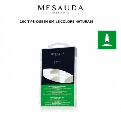 MESAUDA MILANO 100 TIPS QUEEN SMILE Colore Naturale