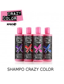 CRAZY COLOR SHAMPOO Idrata e Mantiene il Colore Deiderato by Renbow