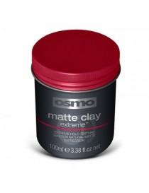OSMO MATTE CLAY EXTREME Cera Professionale per Capelli a Tenuta Estrema 100 ML