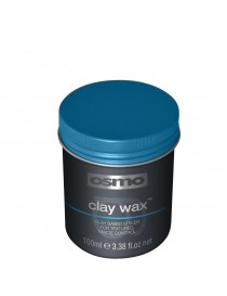OSMO CLAY WAX 100 ML Cera Professionale Opaca per Capelli