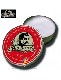 OLD BARBERS MOUSTACHE WAX Cera Barba e Baffi Professionale 30 ml