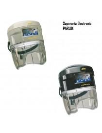PARLUX SUPERARIA ELECTRONIC Casco Professionale con Due Schede Elettroniche