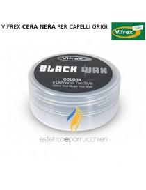 VIFREX BLACK WAX CERA Nera Professionale per Capelli Grigi