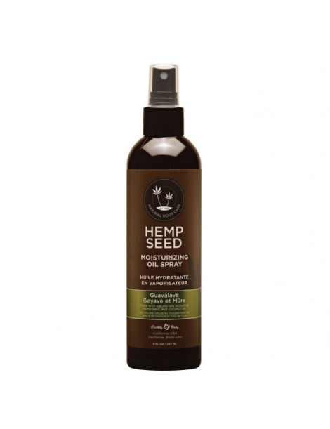 HEMP SEED MOISTURIZING OIL SPRAY 237 ML