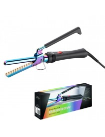 GAMMAPIU' IRON VOLUME RAINBOW Ferro Professionale per Volumizzare i Capelli