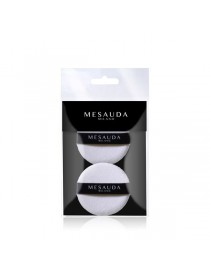 MESAUDA MILANO MAKE 2 Spugna Puff Rotonda Spugnetta Make Up Professionale