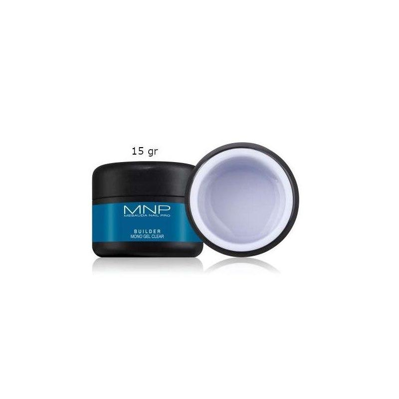 MESAUDA MILANO Builder Mono Gel Clear Ricotruzione Monofasico UV e LED