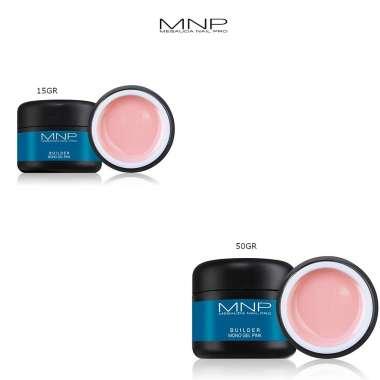 MESAUDA MILANO Builder Mono Gel Pink Ricostruzione Gel Monofasico UV e LED
