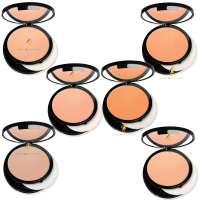 MESAUDA MILANO 2ND SKIN FOUNDATION Fondotinta Compatto Professionale Crema - Polvere Facile Applicazione