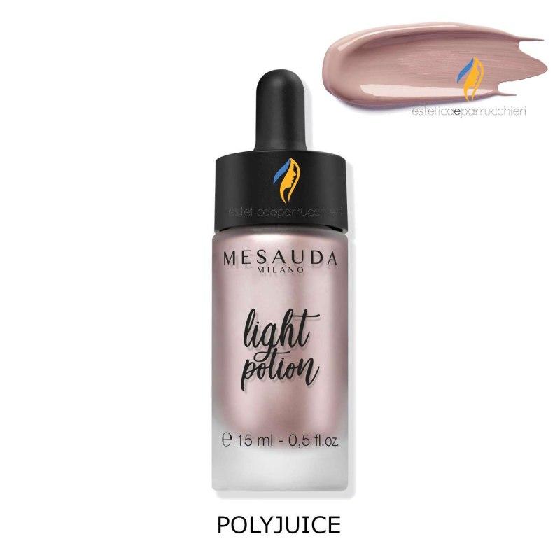 MESAUDA MILANO LIGHT POTION Illuminante Liquido Professionale
