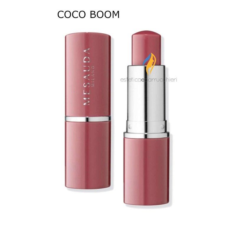 MESAUDA MILANO LIP COCOON Balsamo Labbra Idratante Colorato Professionale