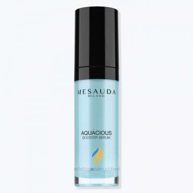 MESAUDA MILANO AQUACIOUS BOOSTER SERUM Siero Idro Nutriente 30ml