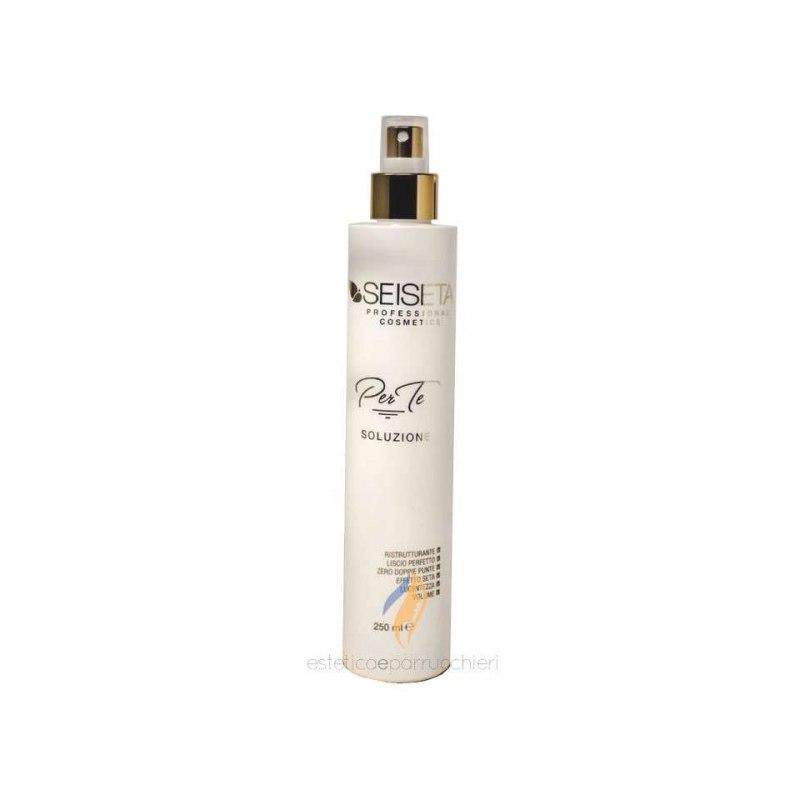 EUROSOCAP SEISETA Soluzione Spray Ristrutturante Professionale per Capelli