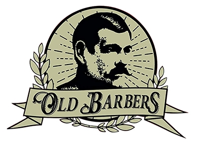 logo old barbers